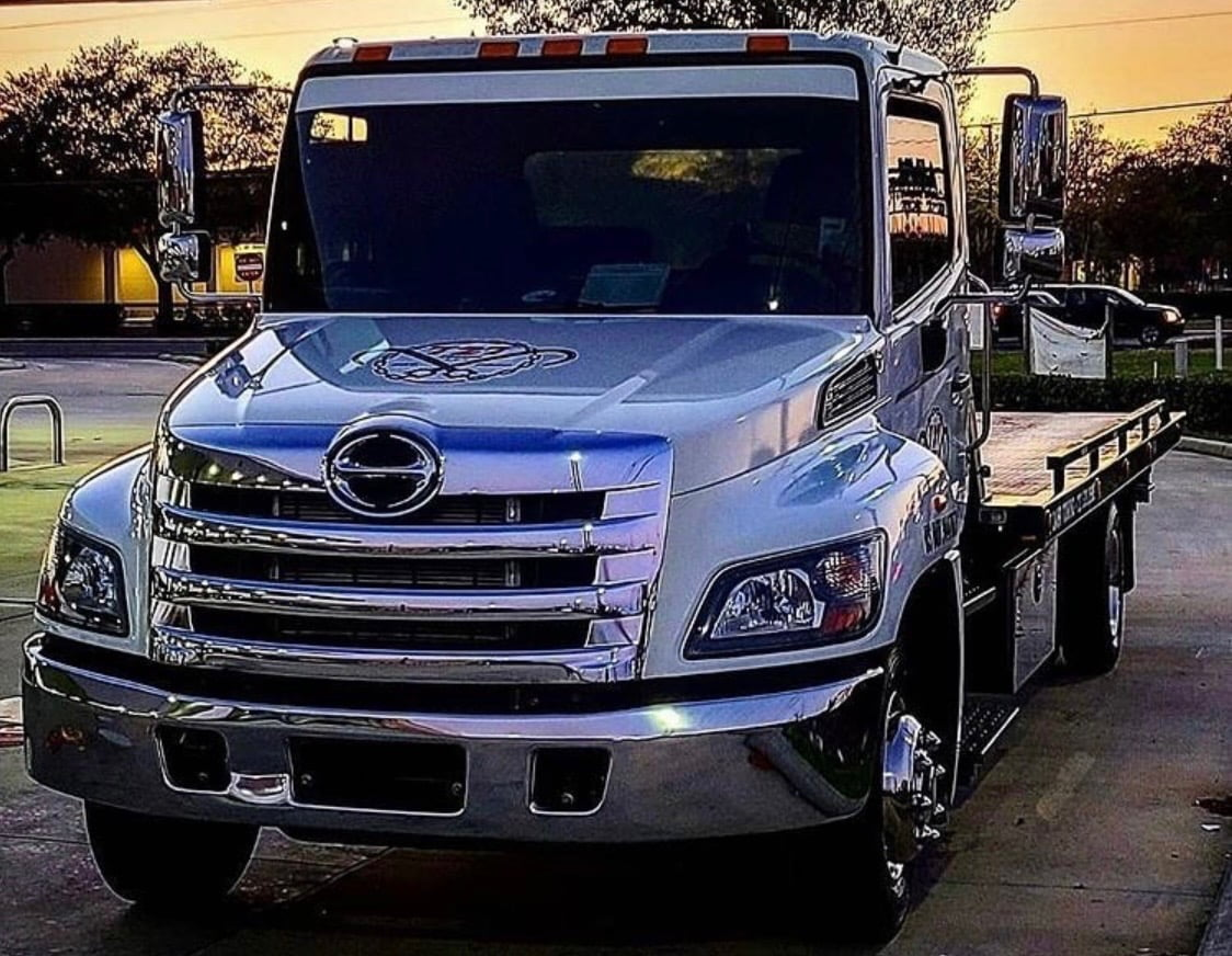 nearest tow company queens